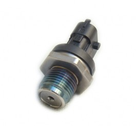 0281002851 - Sensor de pressão do rail do Cummins ISC aplicado nos VW 19320, 18320, 24320 e Ford 4532e, 4432e, 6332e